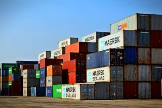 Estufagem de Container
