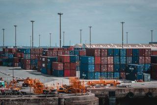 Máquina de Carregar Container